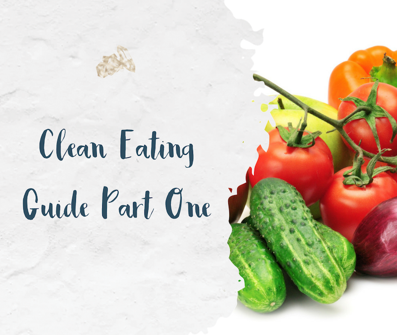 Clean Eating Guide Part 1